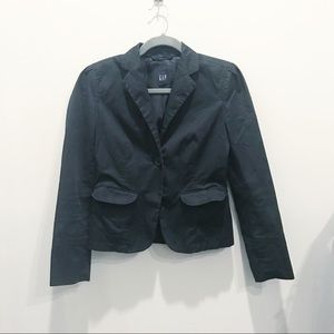Women's Black Gap Blazer-Sz 2